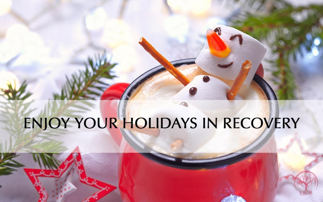 Enjoy Your Holidays in Recovery